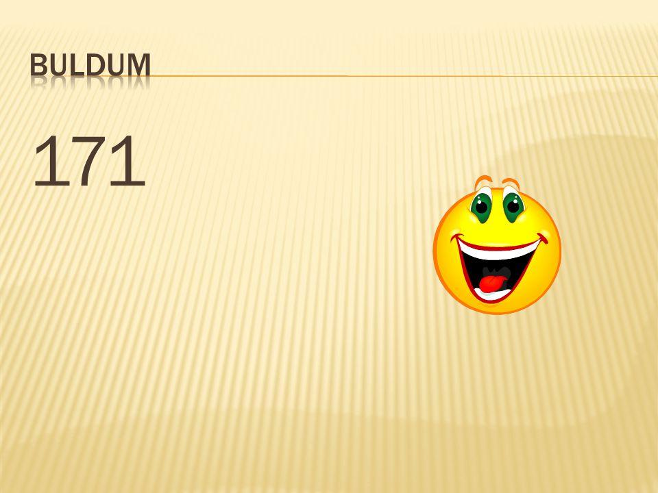 BULDUM 171