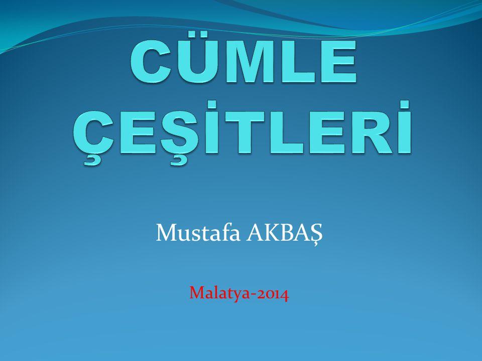 Mustafa AKBAŞ Malatya-2014
