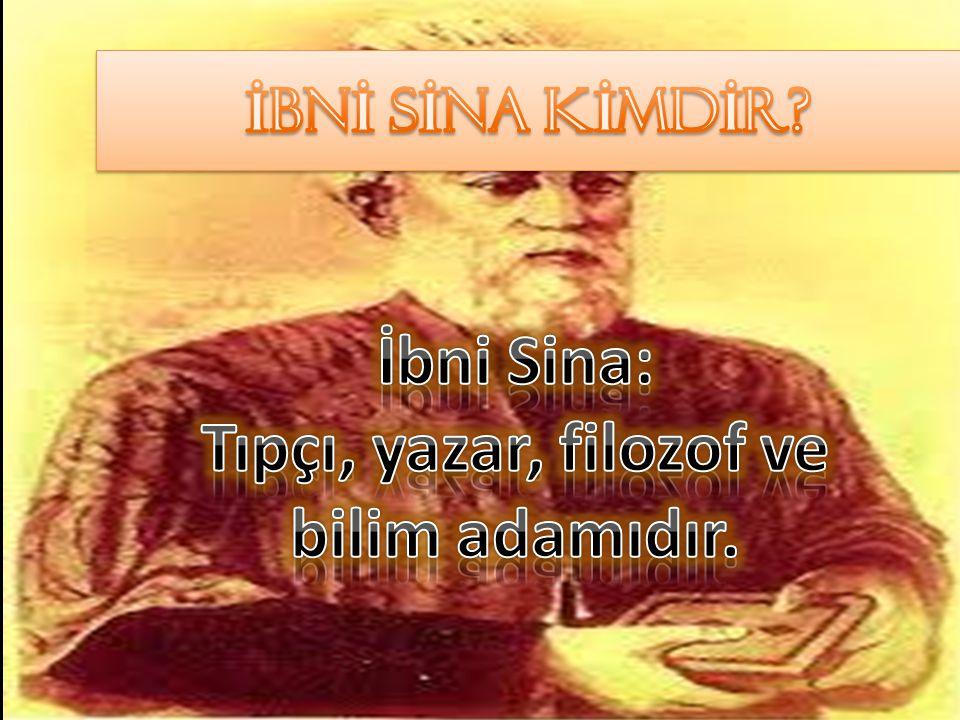 Tıpçı, yazar, filozof ve bilim adamıdır.