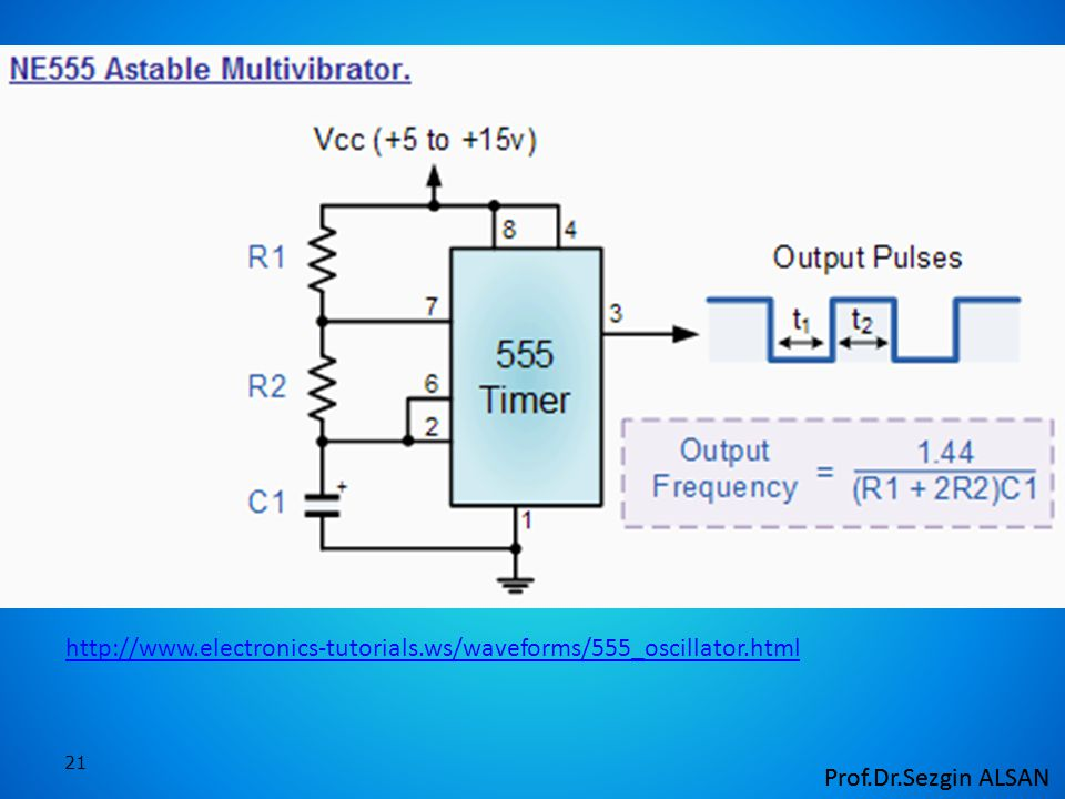 http://www.electronics-tutorials.ws/waveforms/555_oscillator.html