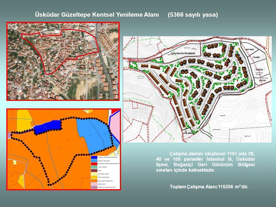 Üsküdar Güzeltepe Kentsel Yenileme Alanı (5366 sayılı yasa)