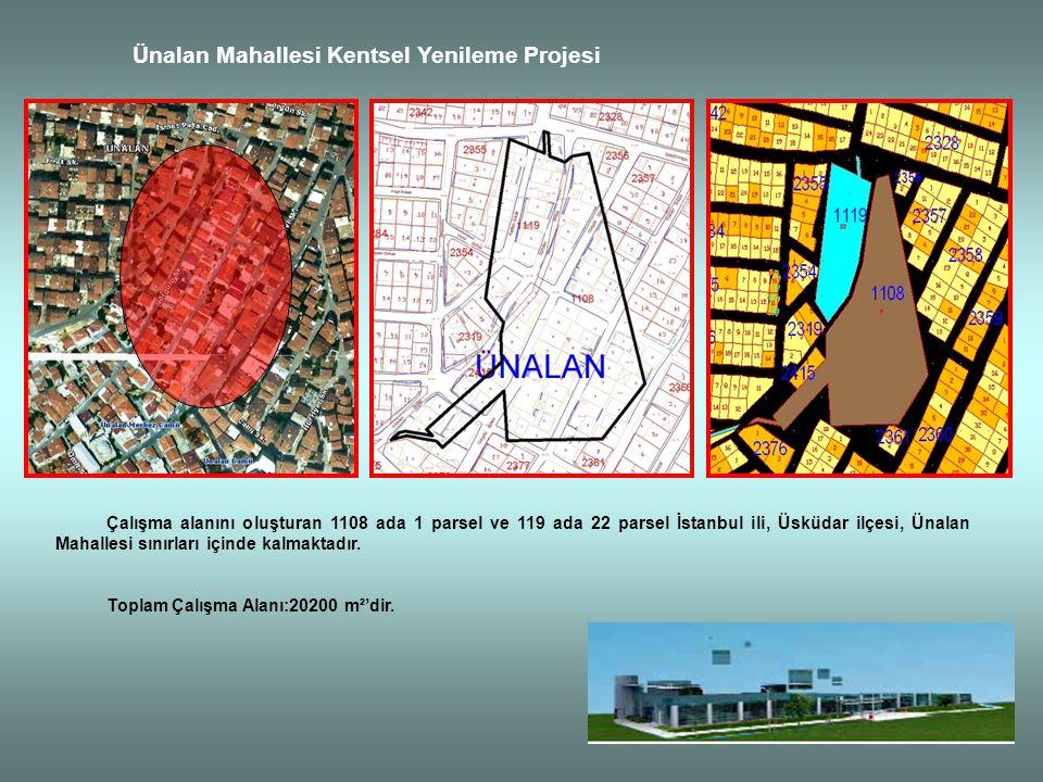 Ünalan Mahallesi Kentsel Yenileme Projesi