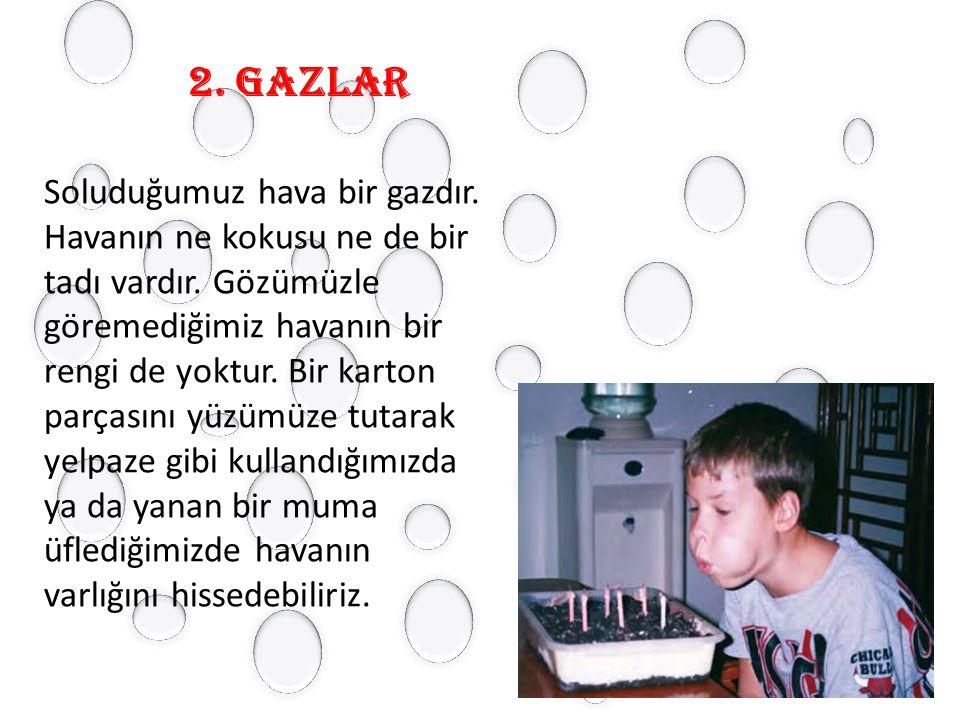 2. Gazlar