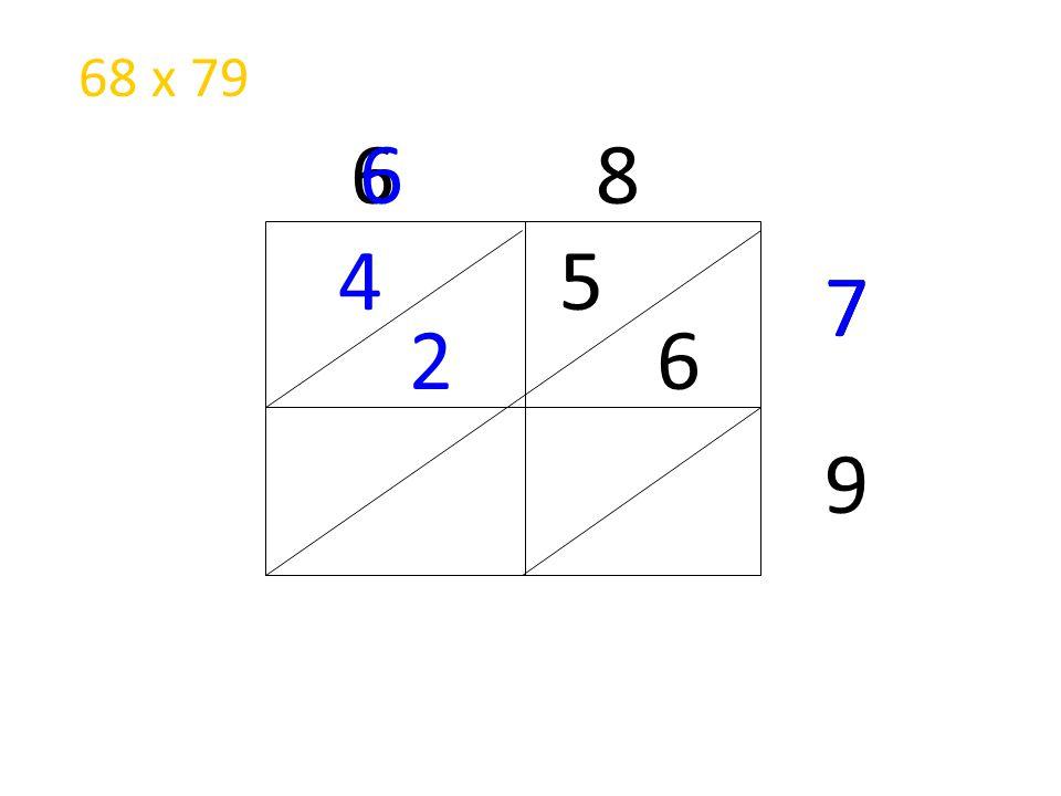68 x 79 6 8 6 4 5 7 7 2 6 9