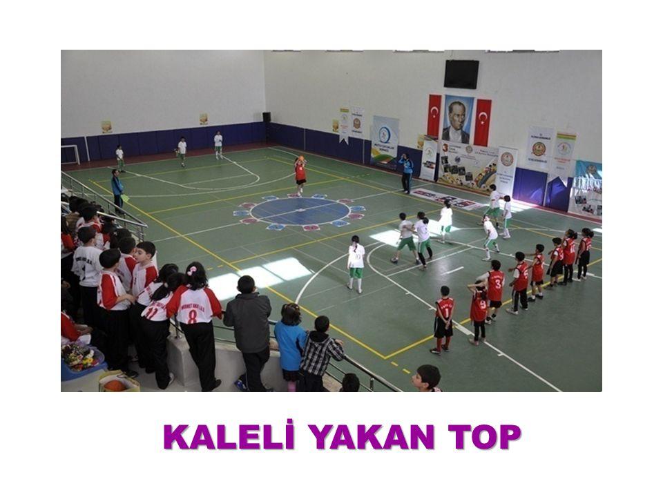 KALELİ YAKAN TOP