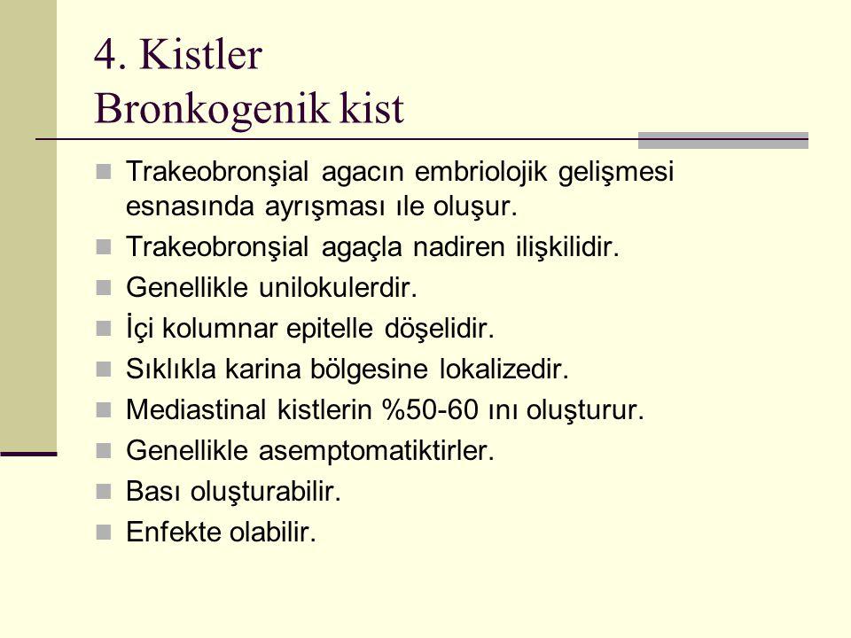 4. Kistler Bronkogenik kist