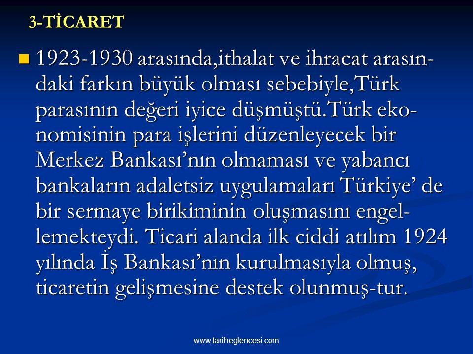 3-TİCARET