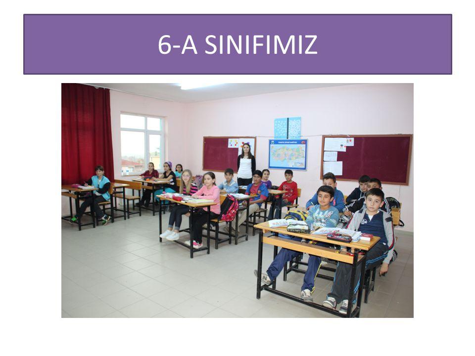6-A SINIFIMIZ