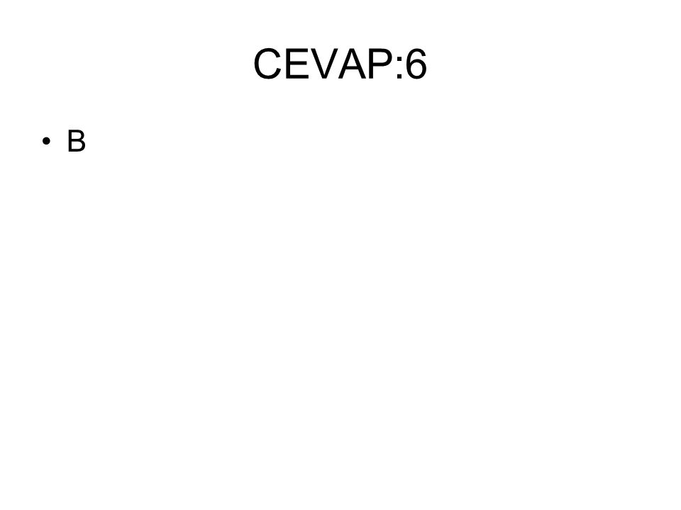 CEVAP:6 B