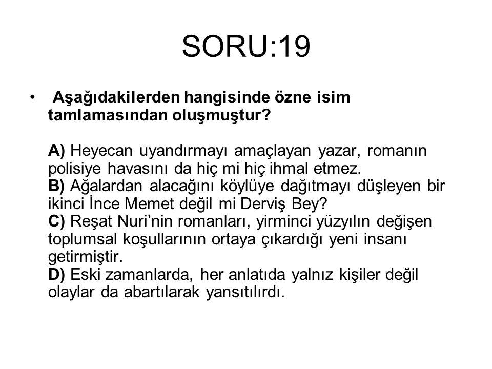 SORU:19