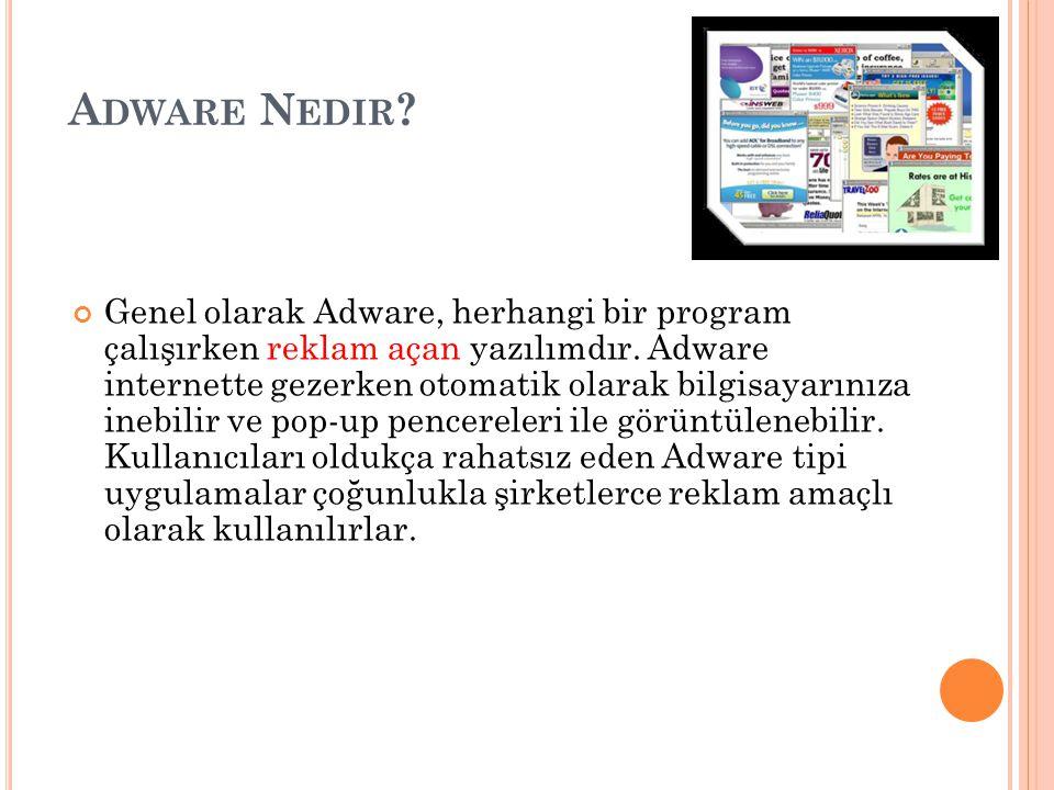 Adware Nedir