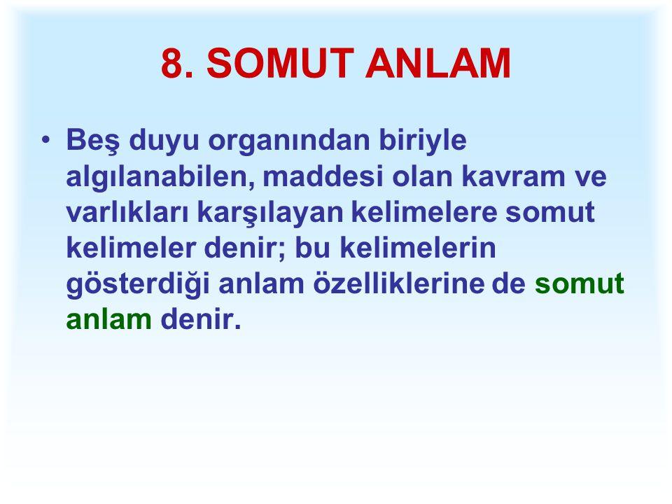 8. SOMUT ANLAM
