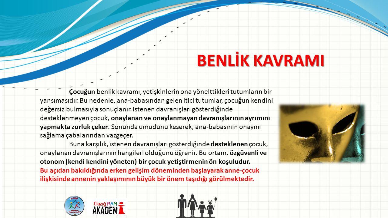 BENLİK KAVRAMI