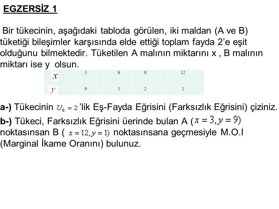 EGZERSİZ 1