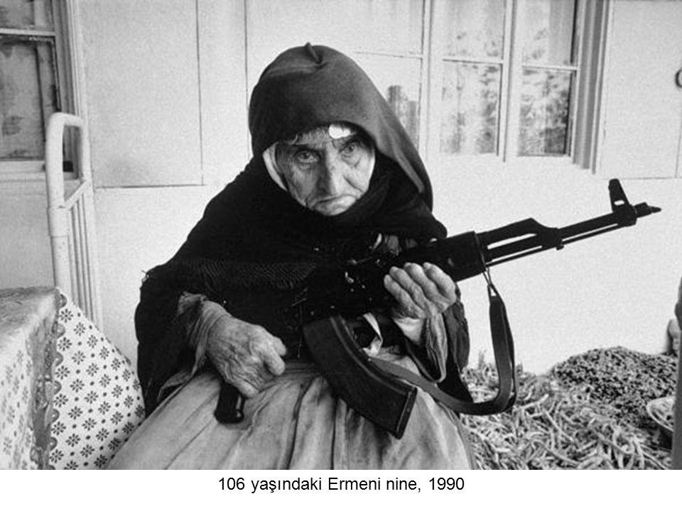 106 yaşındaki Ermeni nine, 1990