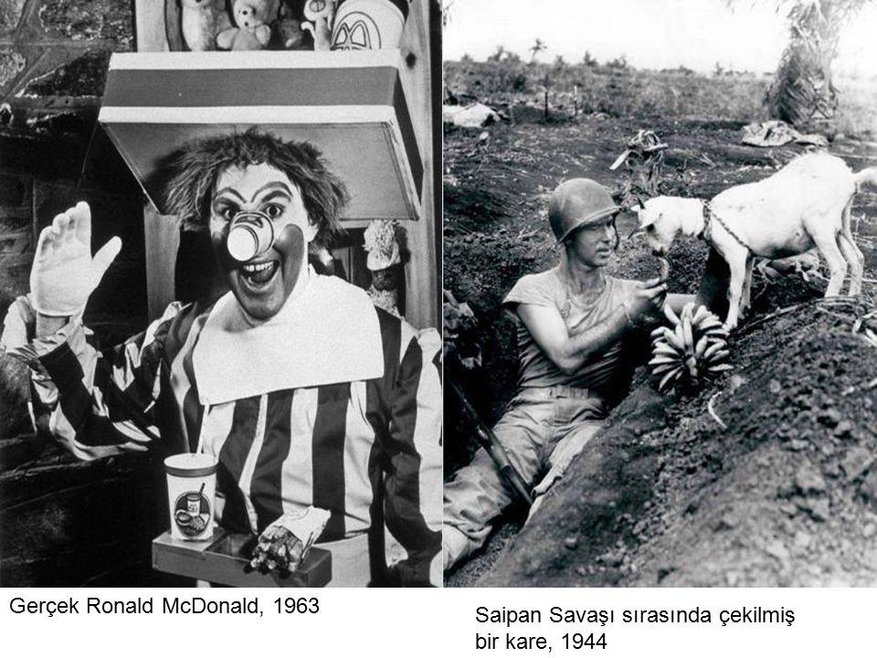 Gerçek Ronald McDonald, 1963