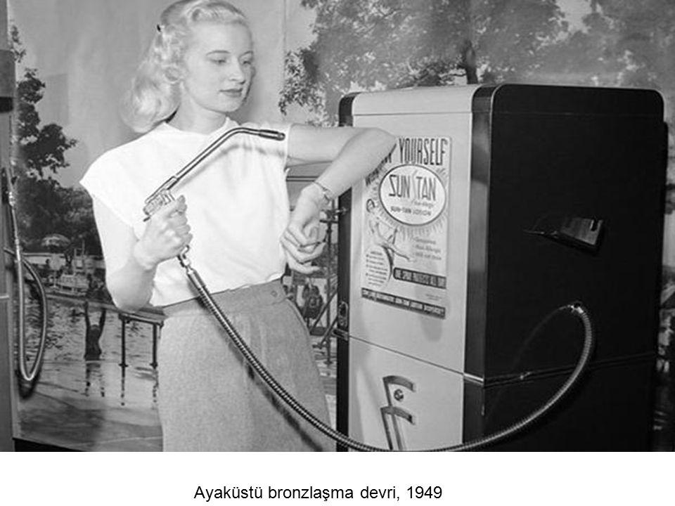 Ayaküstü bronzlaşma devri, 1949
