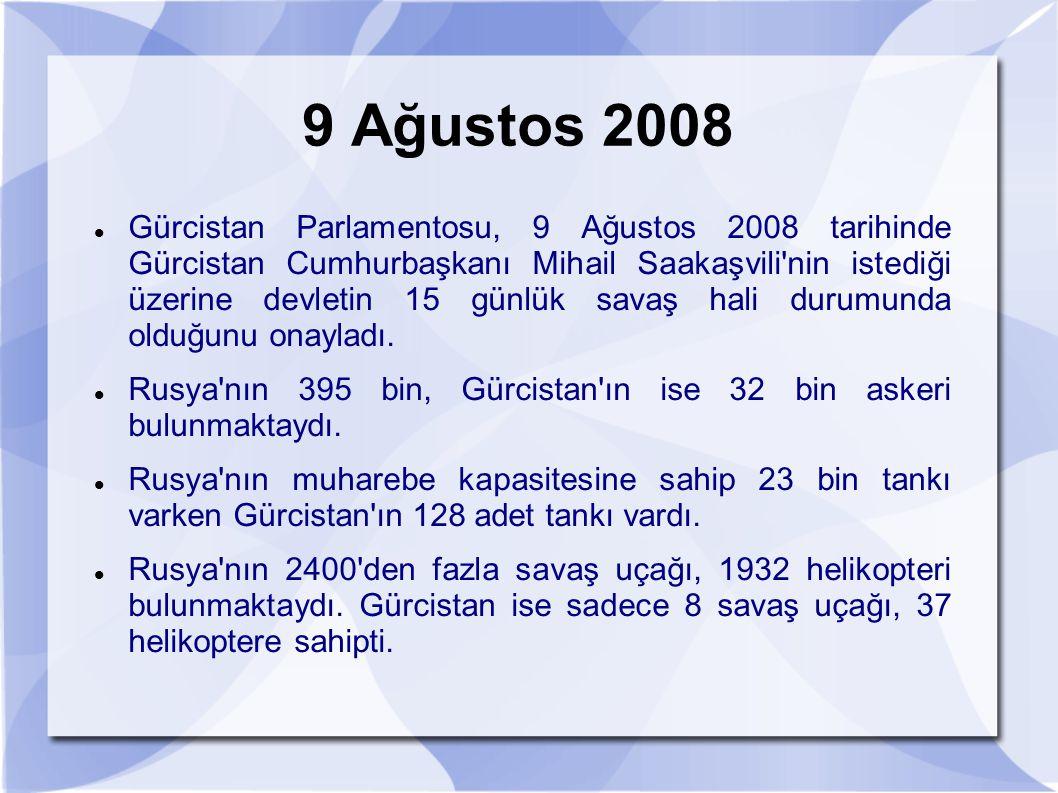 9 Ağustos 2008