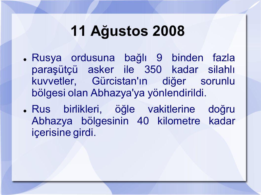 11 Ağustos 2008