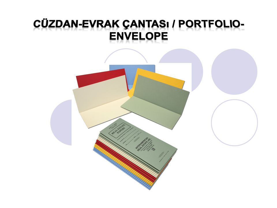 Cüzdan-evrak çantası / portfolIO-ENVELOPE