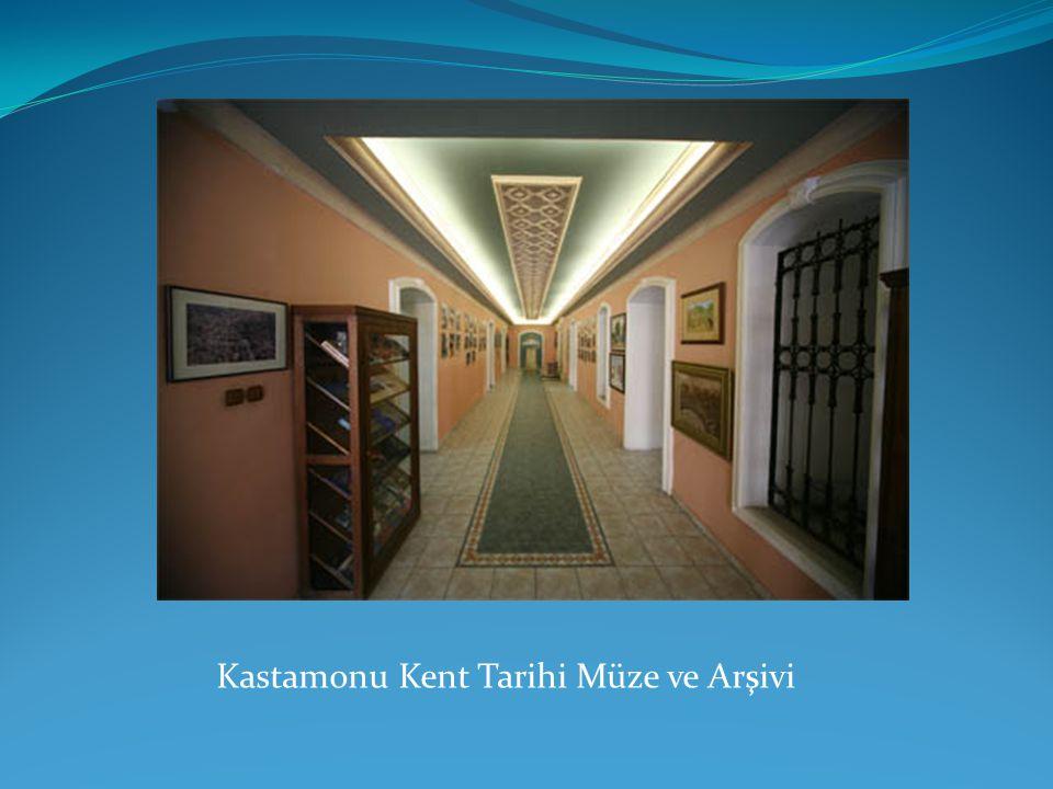 Kastamonu Kent Tarihi Müze ve Arşivi