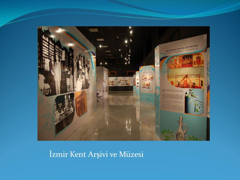İzmir Kent Arşivi ve Müzesi