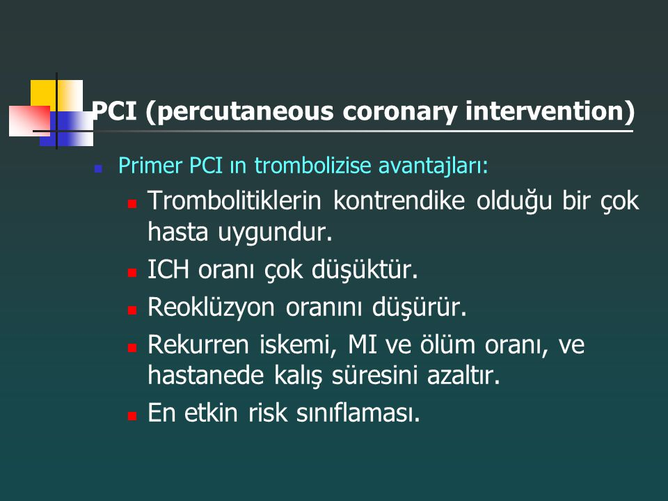PCI (percutaneous coronary intervention)