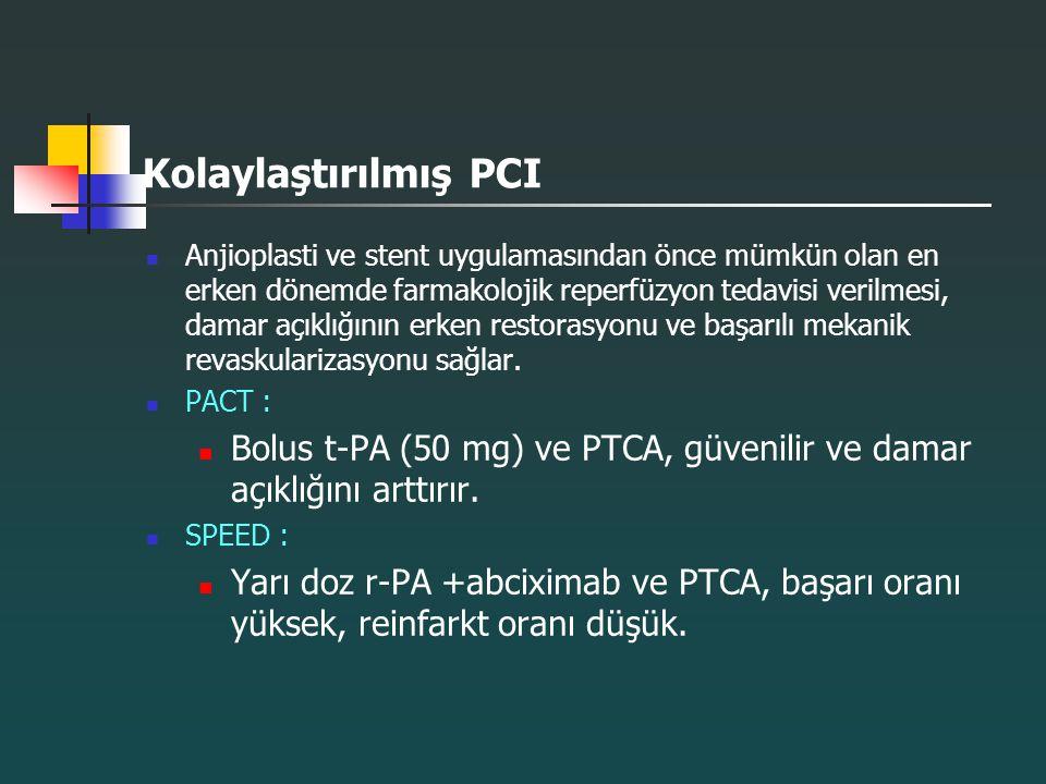 Kolaylaştırılmış PCI