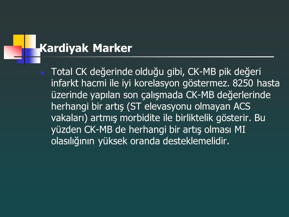Kardiyak Marker