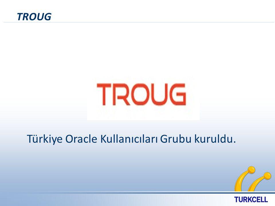Türkiye Oracle Kullanıcıları Grubu kuruldu.