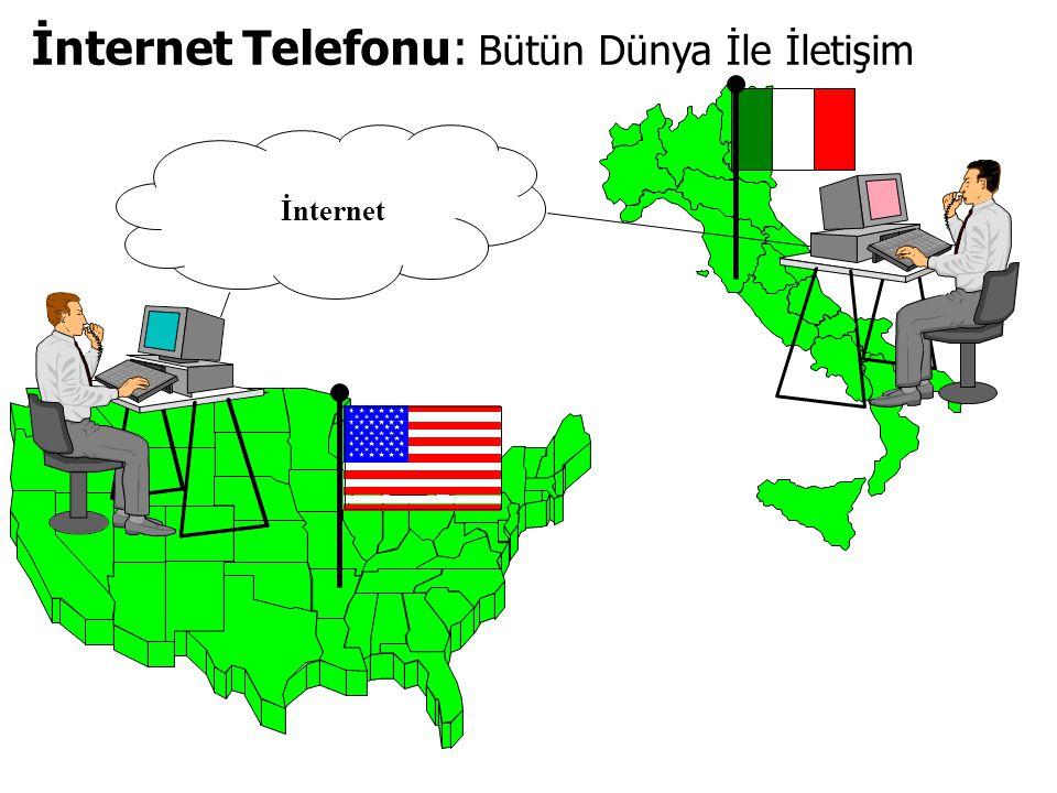 İnternet Telefonu: Bütün Dünya İle İletişim