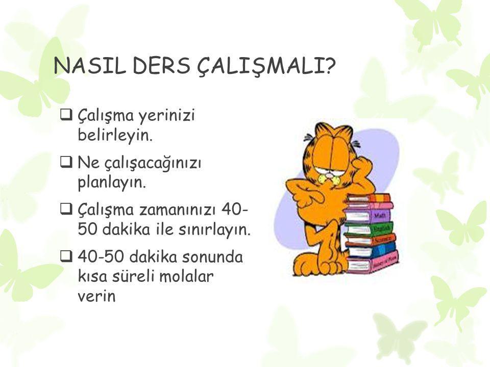 K: Katıl: Öğrencinin konuyu anlaması için gerektiğinde soru sorması ve gerektiğinde eksik gördüğü yerleri tamamlaması uygundur.