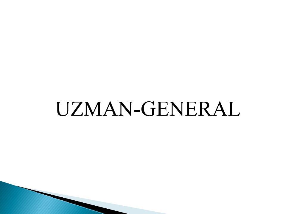UZMAN-GENERAL