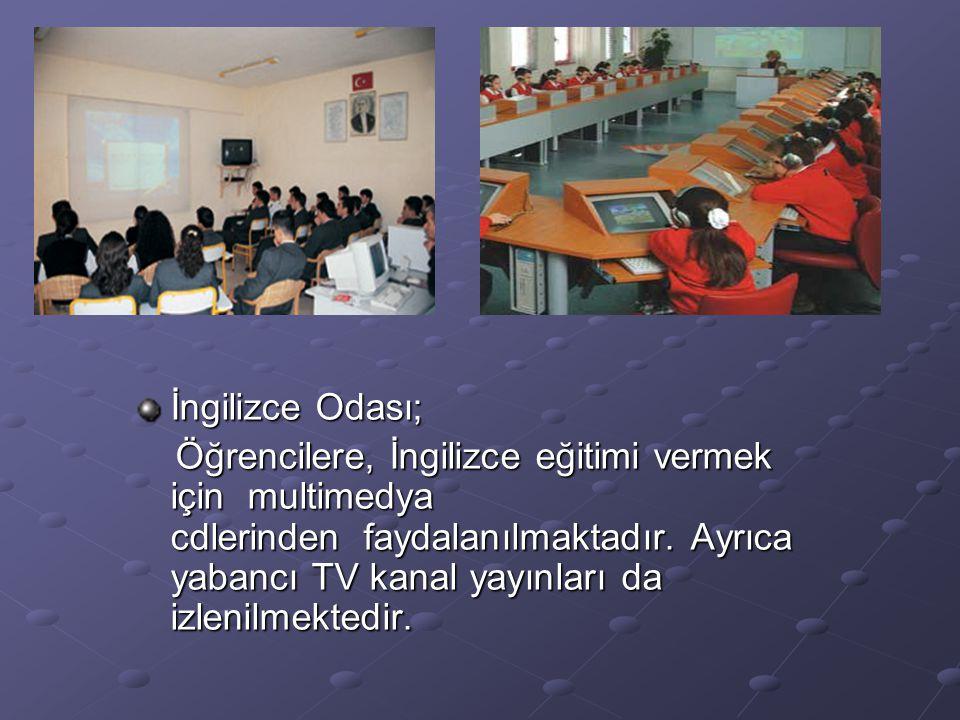 İngilizce Odası;