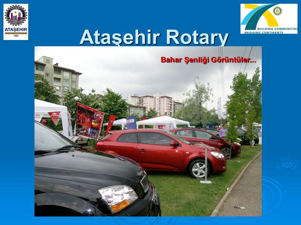 Ataşehir Rotary Bahar Şenliği Görüntüler...