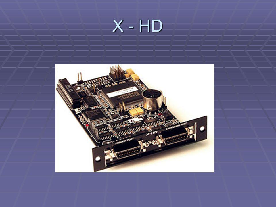 X - HD