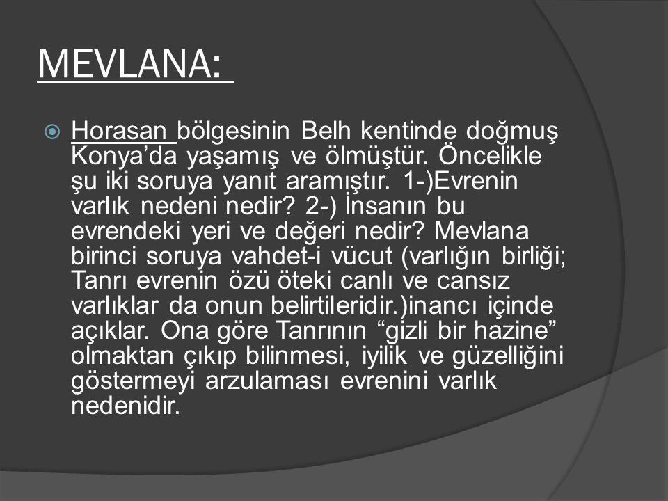MEVLANA:
