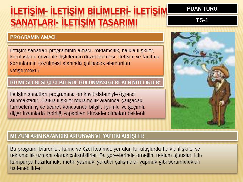 İLETİŞİM- İLETİŞİM BİLİMLERİ- İLETİŞİM SANATLARI- İLETİŞİM TASARIMI