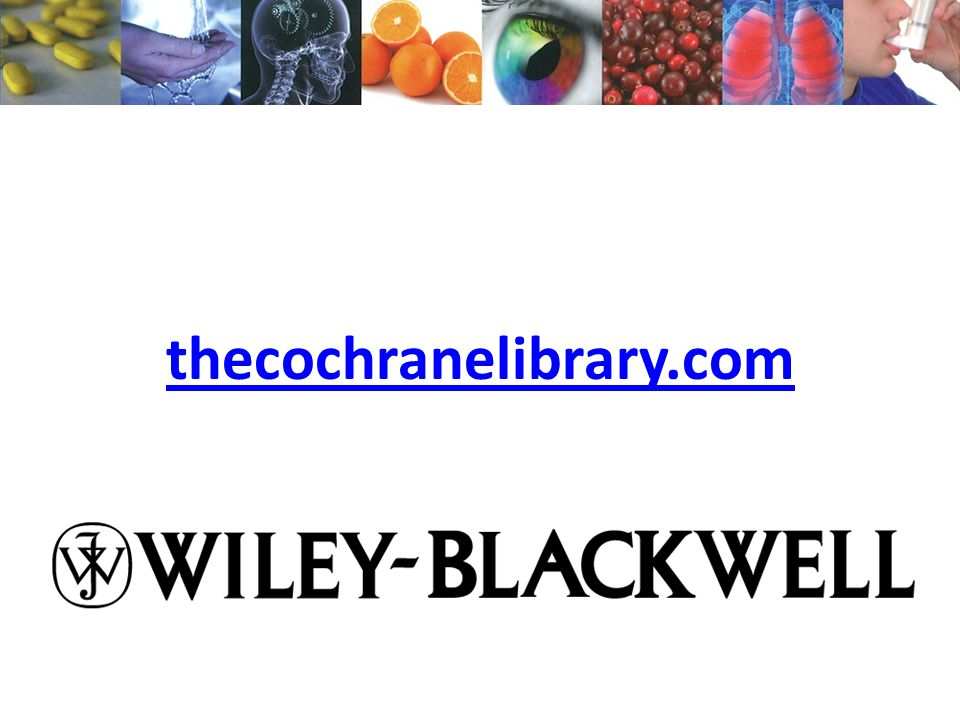 thecochranelibrary.com