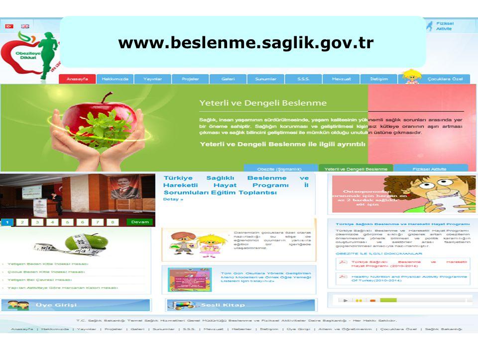 www.beslenme.saglik.gov.tr 28