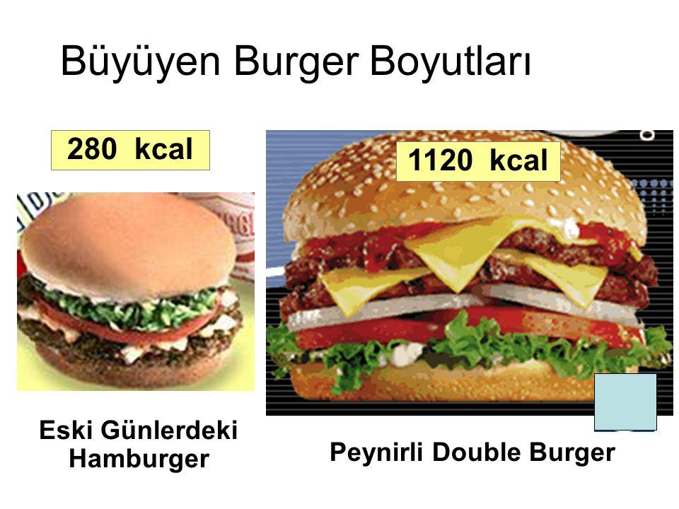Peynirli Double Burger