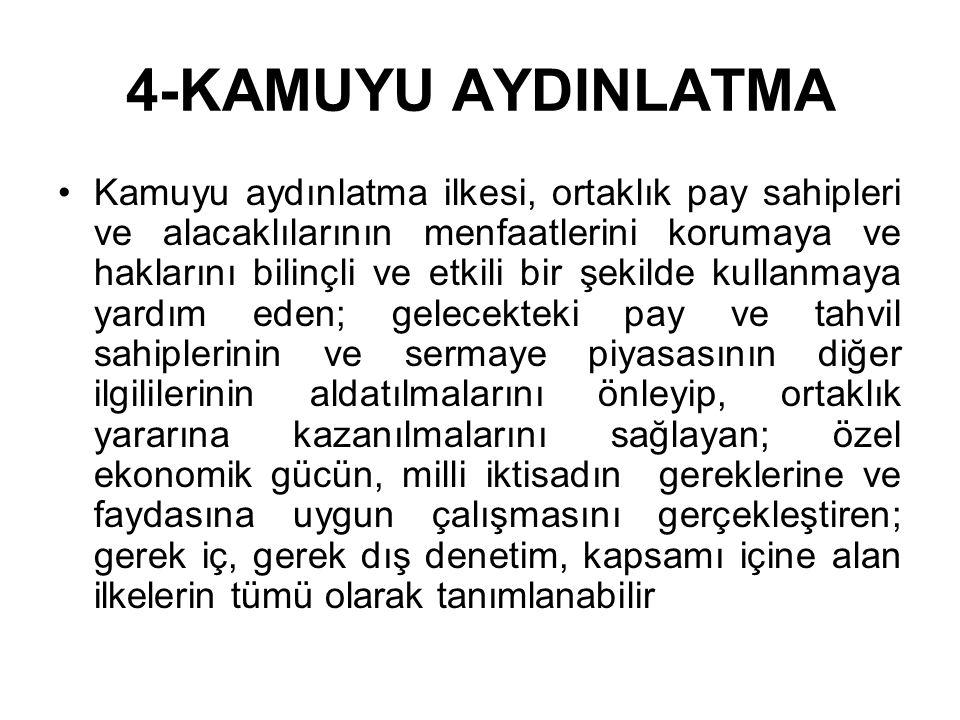4-KAMUYU AYDINLATMA