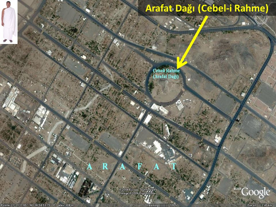 Arafat Dağı (Cebel-i Rahme)