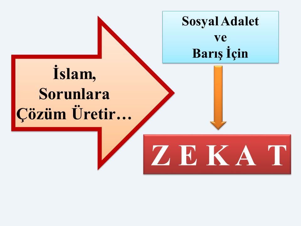 İslam, Sorunlara Çözüm Üretir…