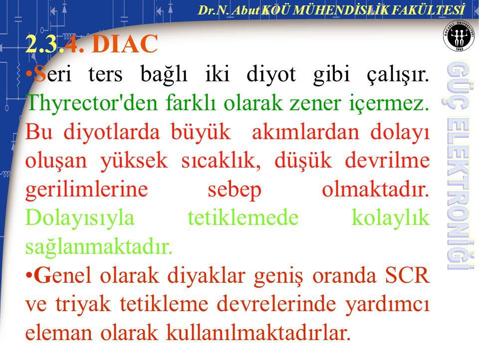 2.3.4. DIAC