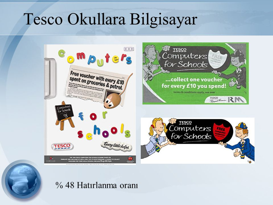 Tesco Okullara Bilgisayar