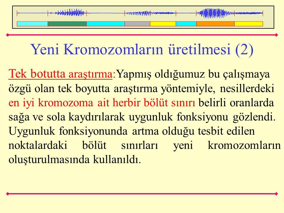 Yeni Kromozomların üretilmesi (2)