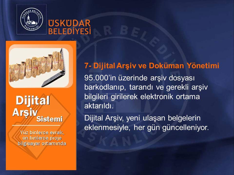 7- Dijital Arşiv ve Doküman Yönetimi