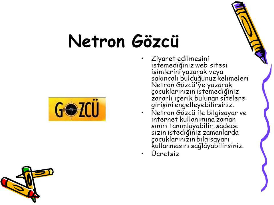 Netron Gözcü