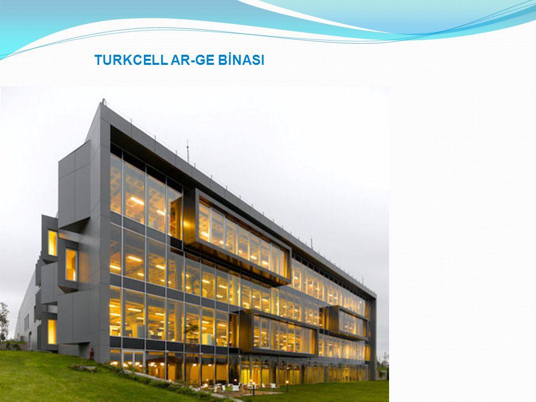 TURKCELL AR-GE BİNASI